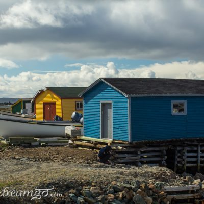 Learning to see in a Newfoundland outport