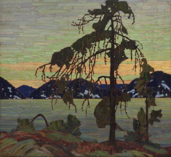 The Jack Pine, art, Canada, Canadian, Tom Thomson