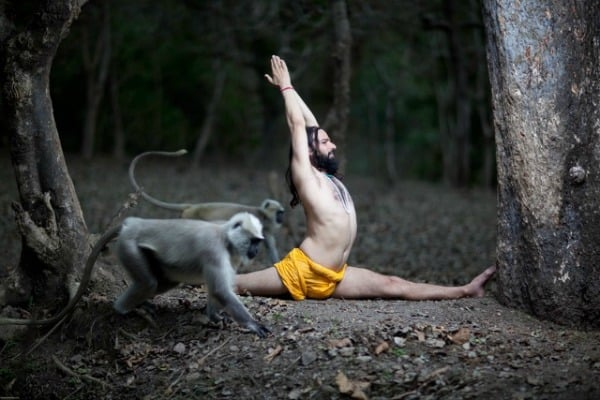 Yoga, India, Rishikesh, ashram, spiritual, Anand Prakash, Yogrishi Vishvektu