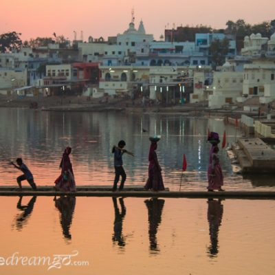Is backpacking in India a beaten path?