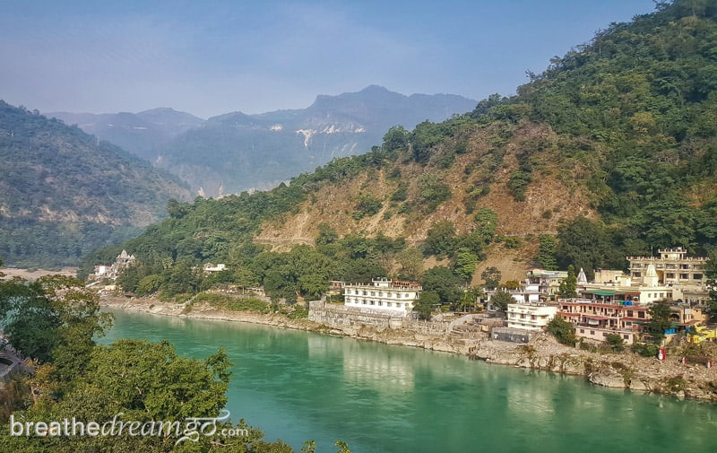 Ganga, Ganges, Rishikesh, India, travel, yoga