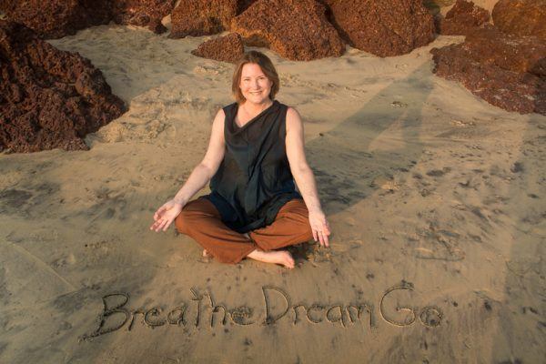 Mariellen Ward, Breathedreamgo, travel, India, Kerala, Varkala, beach, inspiration, quote