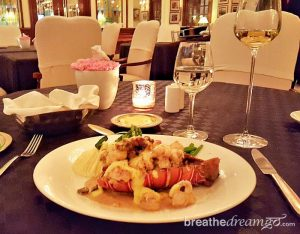 hotel, Imperial, Delhi, India, luxury, spa, five star, quality, art, museum, Akshay Kumar, Bollywood, tea, high tea, food, dining, Lobster Thermidor