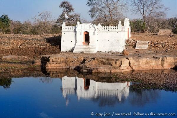 The Jungle Book, India, Madhya Pradesh, Kanha, national park, wildlife, sanctuary, Disney, film, movie, tiger