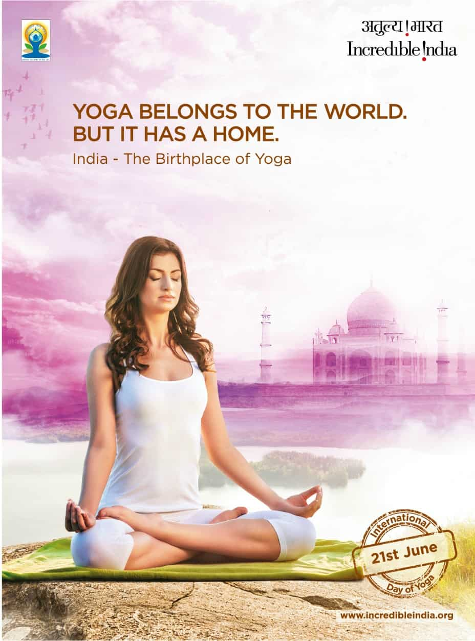 Yoga, India, travel, International Yoga Day, 2016, Rishikesh, lotus, asana