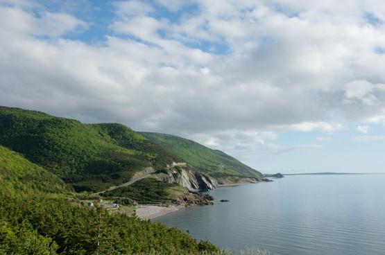 Cape Breton, Nova Scotia, Canada, Explore, Visit, ocean, coast line, sea