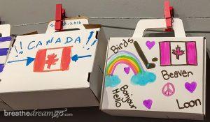 Nova Scotia, Canada, trip, journey, explore, visit, ocean, sea, Halifax, Pier 21, Immigration, museum, suitcase