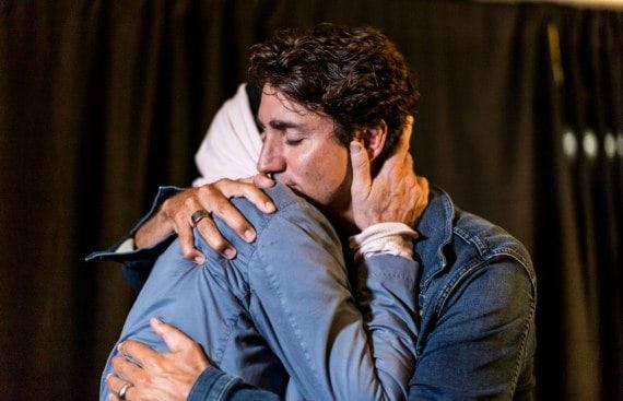 Justin Trudeau, Gord Downie, The Tragically Hip. Canada