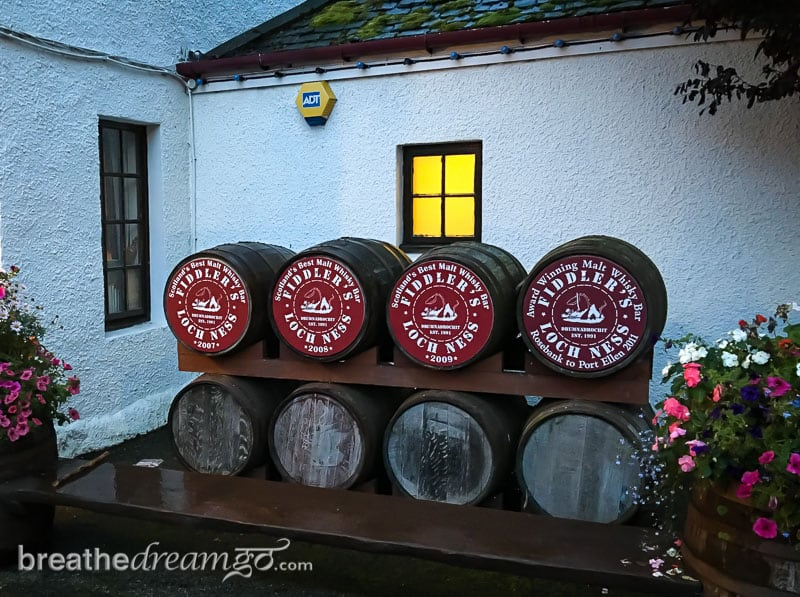 Britain, Scotland, Great Britain, OMGB, ScotSpirit, Inverness, Loch Ness, Fiddlers Highland Restaurant