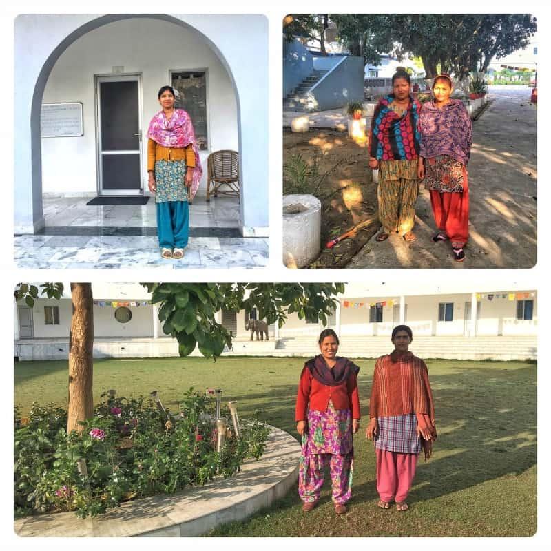 woman, women, India, International Women's Day, Woman's Day, Aurovalley Ashram, Rishikesh, yoga, ashram