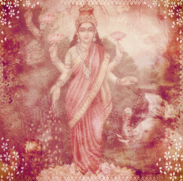 woman, women, India, International Women's Day, Woman's Day, Danielle Winter, Lakshmi, goddess, Hindu