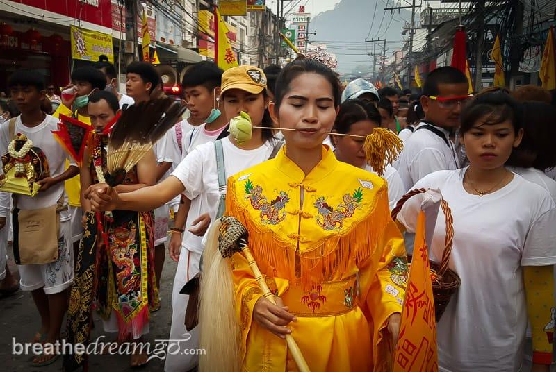 Thailand, Phuket, Koh Samui, Bangkok, Grand Palace, Wat Arun, travel, tourist, beach, tourism, trip, Asia, Vegetarian Festival