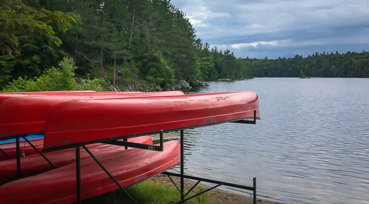 things to do in Ontario, Haliburton forest, Ontario getaways, Silent Lake, provincial park