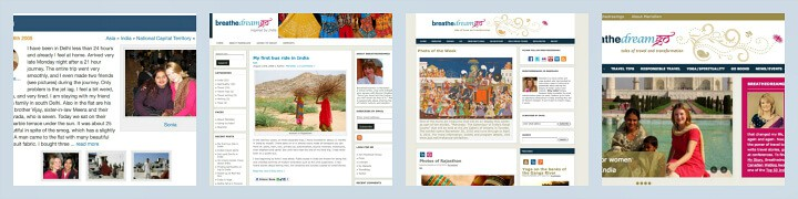 personal travel blog, Indian travel blog