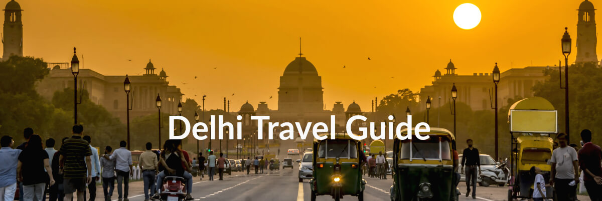 Delhi travel guide and travel information | world travel guide.