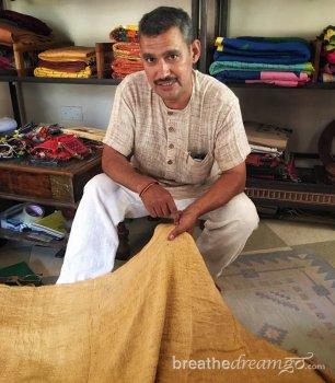 India trip, Rajasthan, Bikaner, Ashok Bishnoi