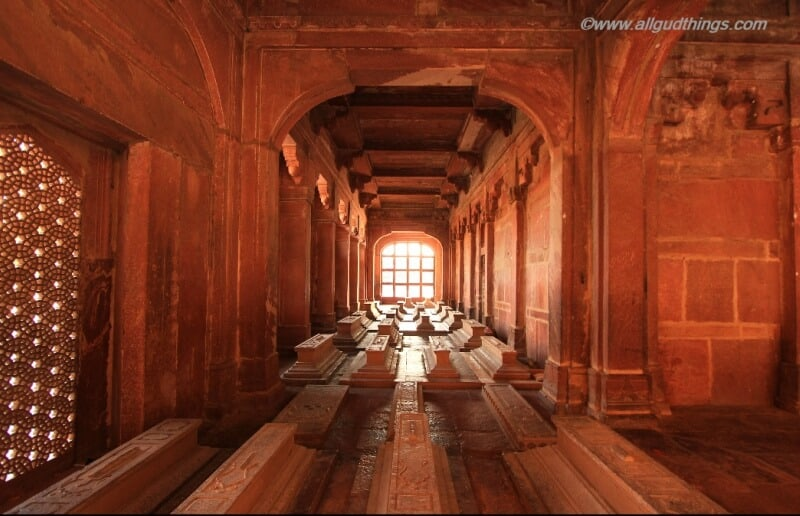 India landmarks, monuments of India, Fatehpur Sikri