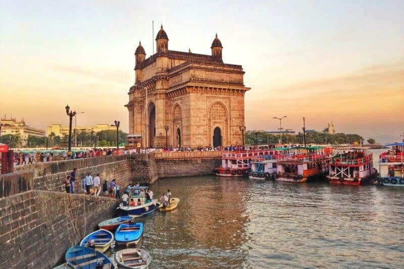 India landmarks, monuments of India, Gateway of India