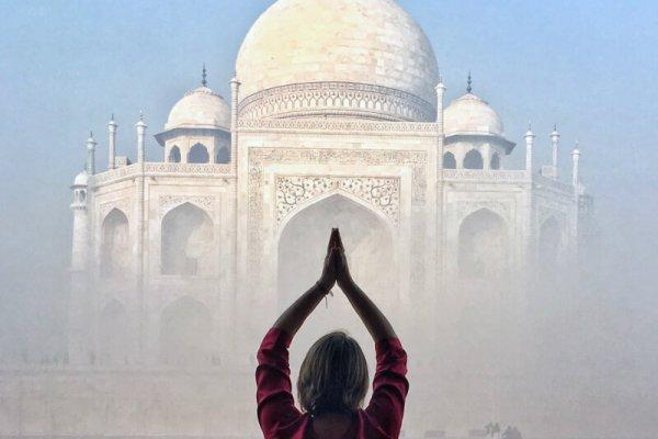 India landmarks, monuments of India, Taj Mahal