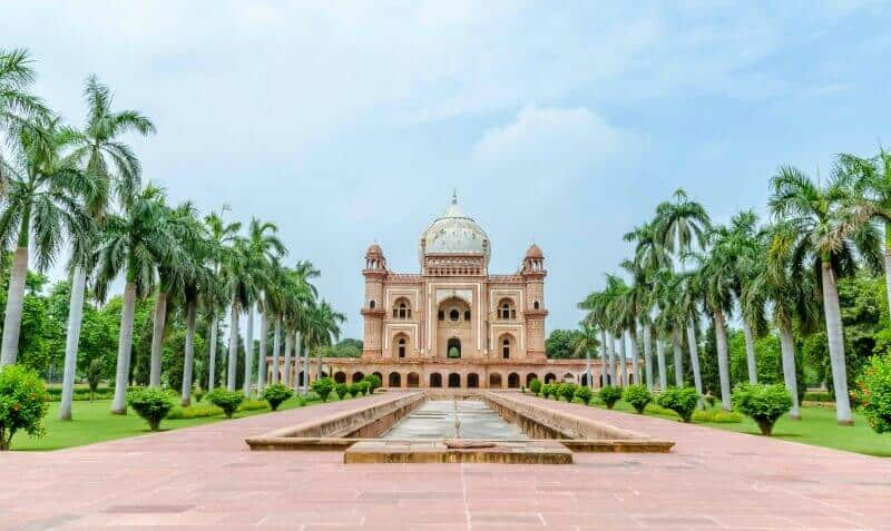 India landmarks, monuments of India, Safdarjung Tomb