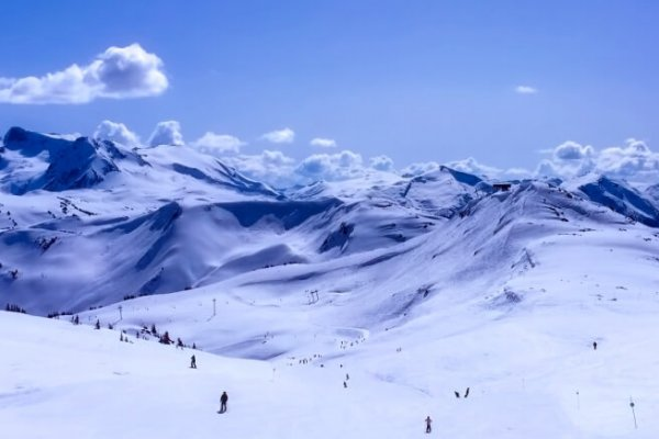 how to ski, Canada, winter, skiing