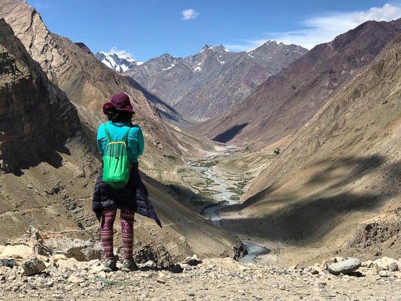 Travel writer Shivya Nath of The Shooting Star in the Pin Valley