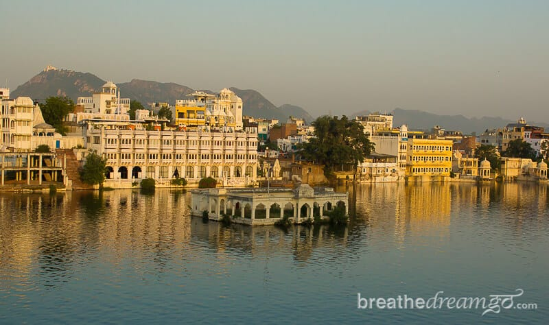 Udaipur is a must see destination on a tour to India.
