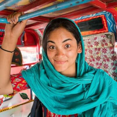 Celebrating real women travellers