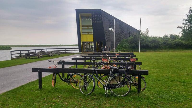 Design savvy ecotourism site Oostvaardersplassen, a wetland nature reserve in the Netherlands #Netherlands #ecoTourism