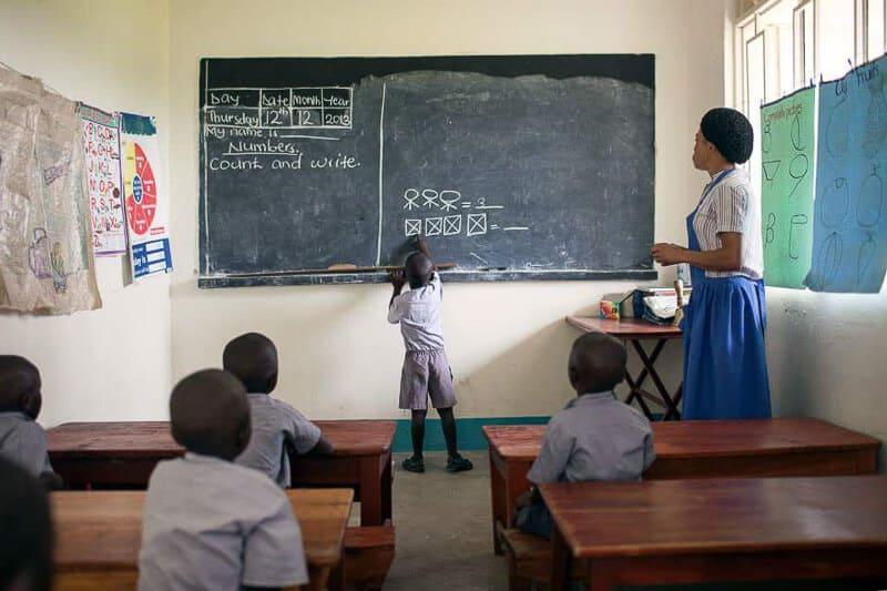 Nzirambi orphanage in Uganda supports child welfare and ethical tourism
