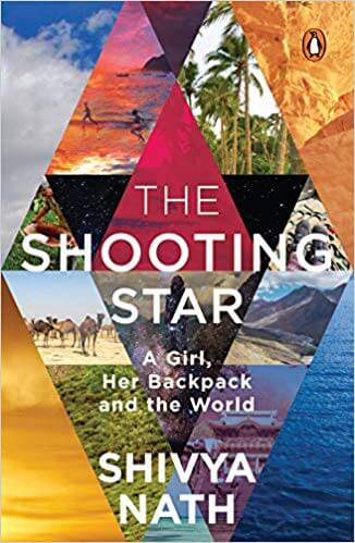 The Shooting Star travel book by Shivya Nath