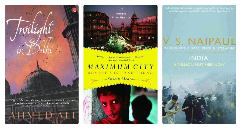 books about India