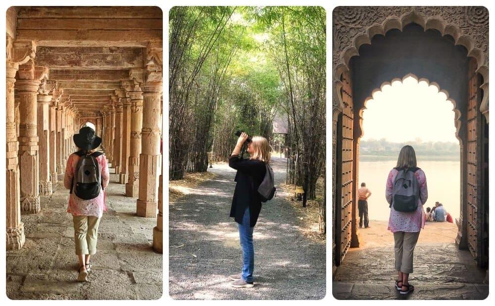 Best tourist places in Madhya Pradesh with Swissgear