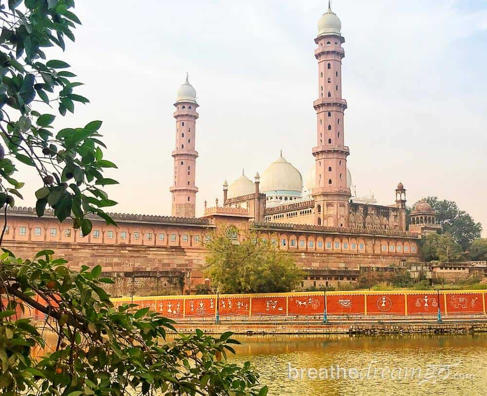 Best tourist places in Madhya Pradesh Bhopal