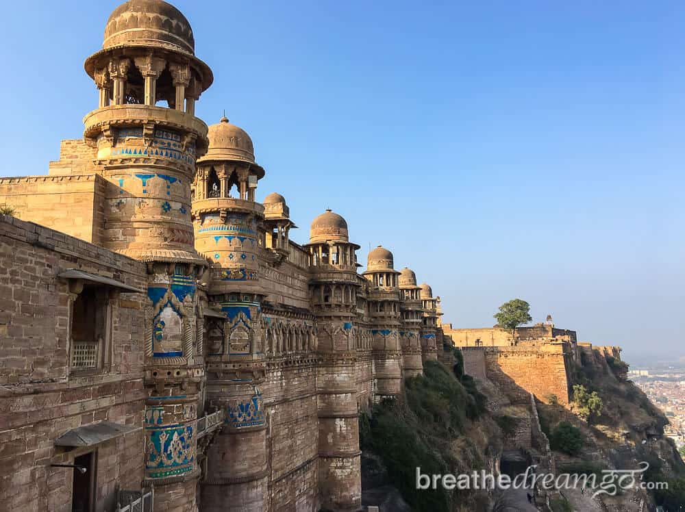Best tourist places in Madhya Pradesh Gwalior