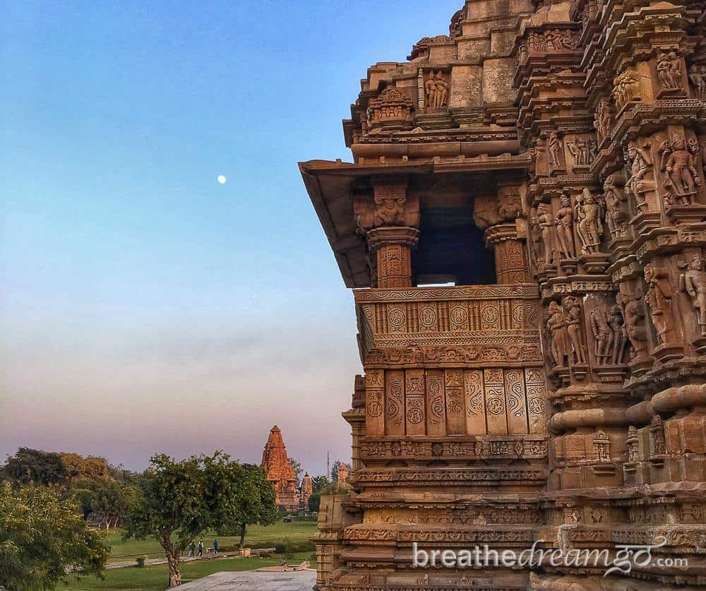Best tourist places in Madhya Pradesh Khajuraho