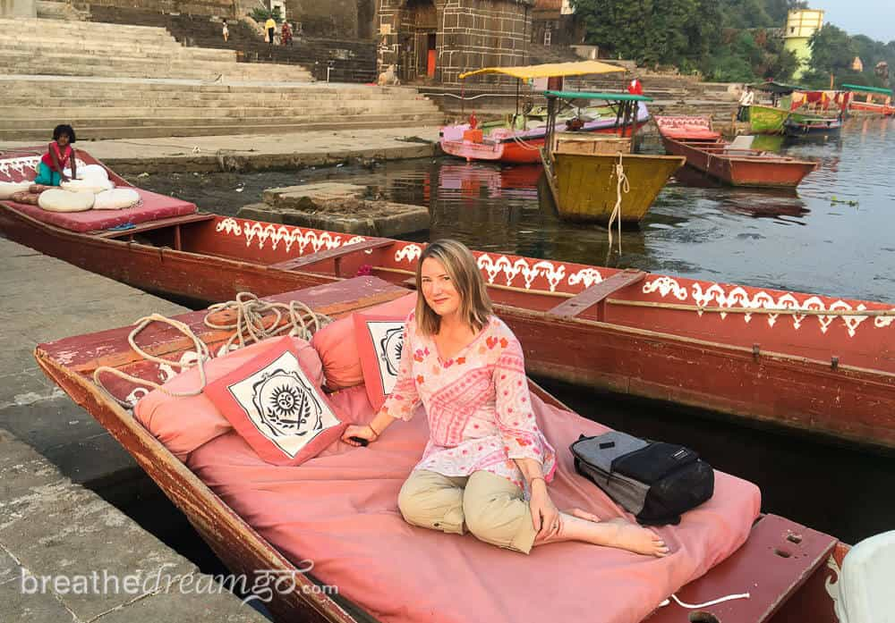 Best tourist places in Madhya Pradesh Maheshwar