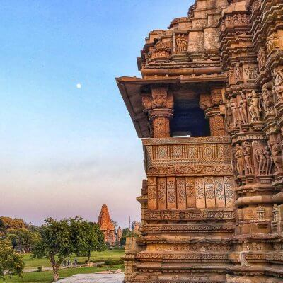 Best tourist places to visit in Madhya Pradesh: Khajuraho, Kanha, Maheshwar, Gwalior