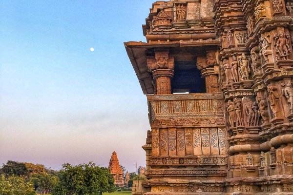 Best tourist places in Madhya Pradesh Khajuraho