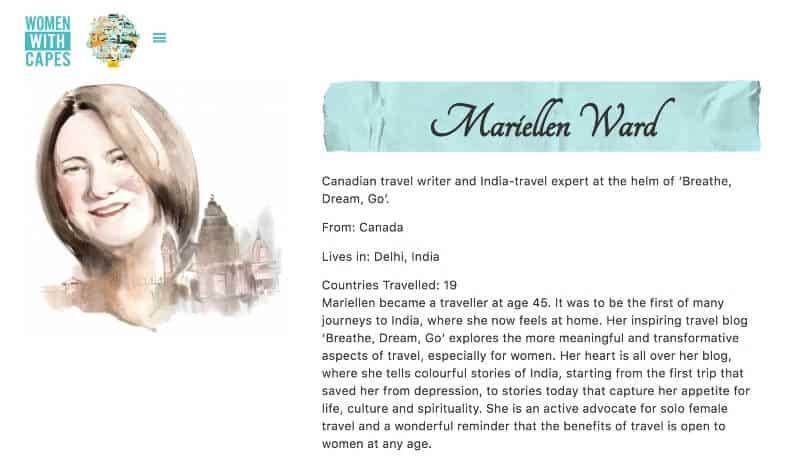 Adventure travel Women in Capes, Expedia