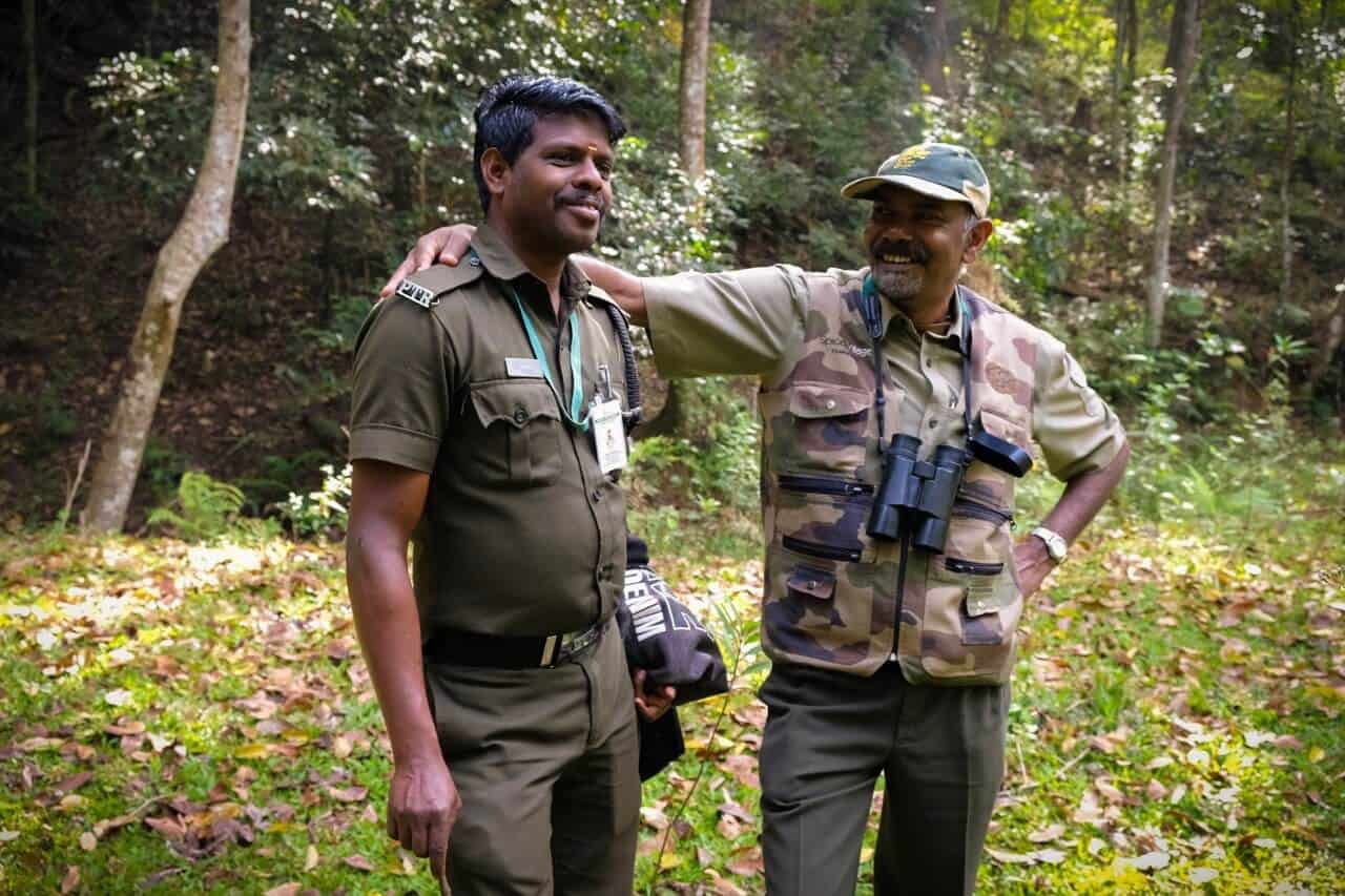 Naturalist and guide at Periyar Tiger Reserve