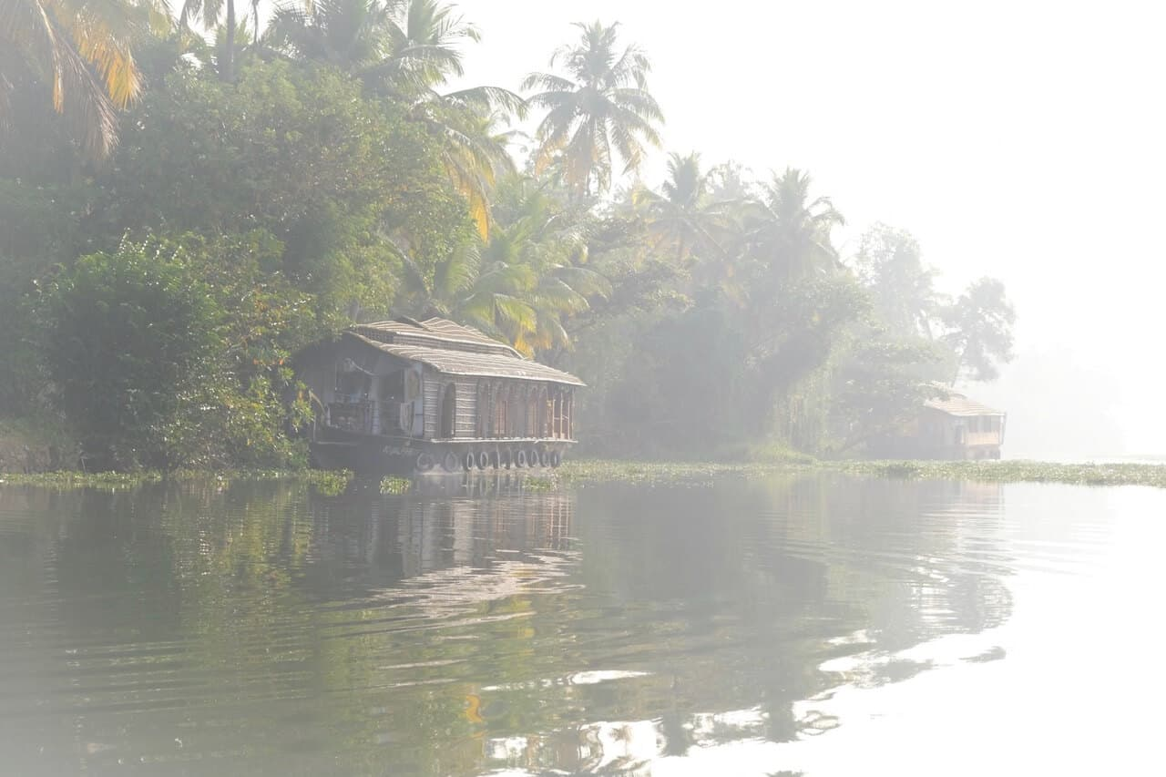 Kumarakom Backwaters, Kerala