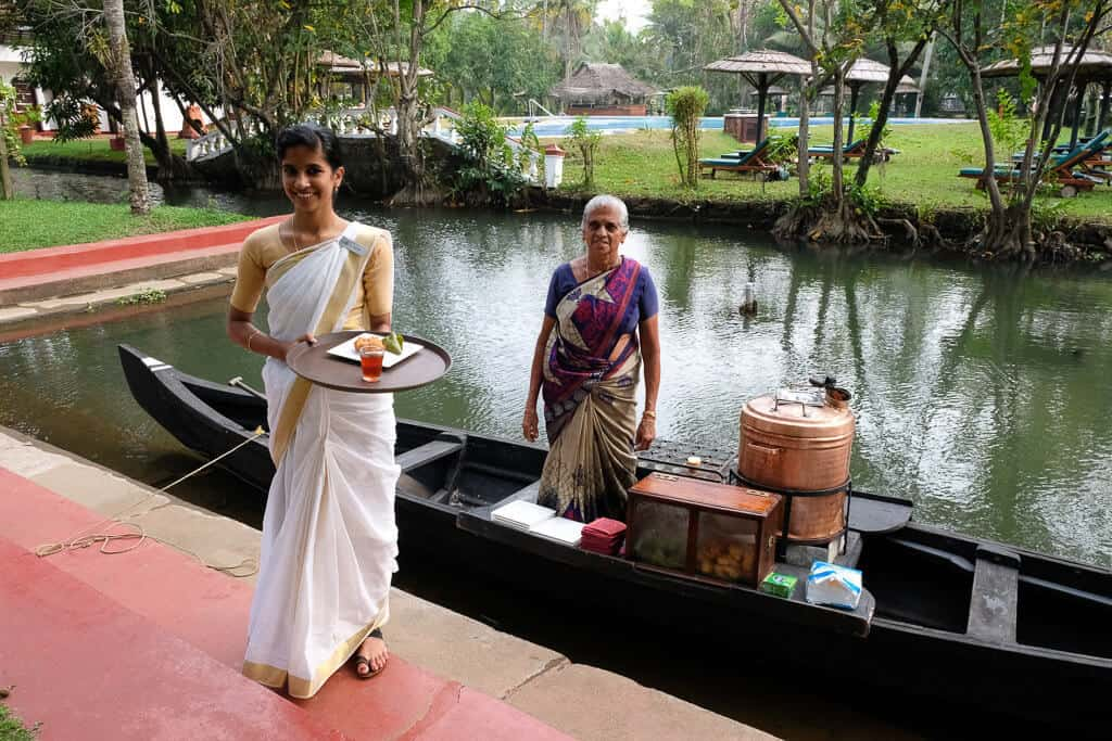 CGH Earth Coconut Lagoon the best Kerala Hotels and resorts