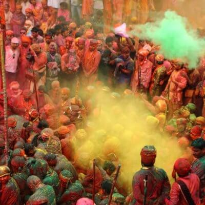 The Holi Festival: How to celebrate Holi in India