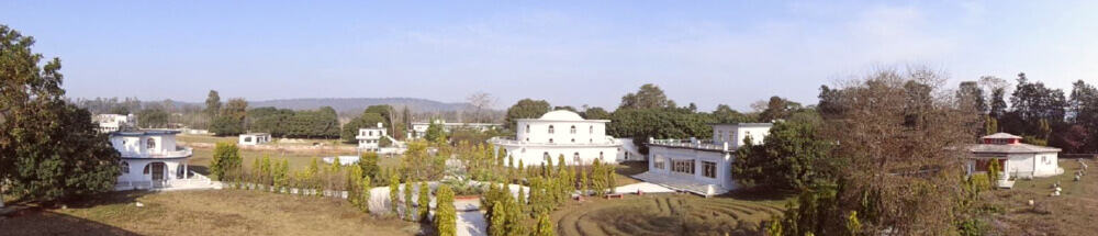 Aurovalley Ashram in India