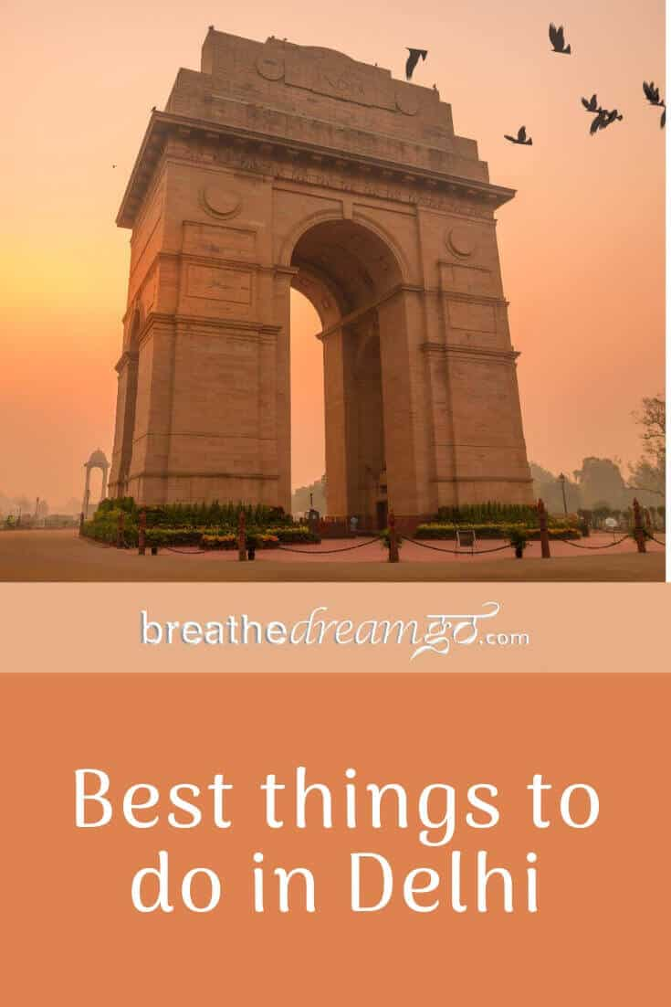 Best things to do in Delhi