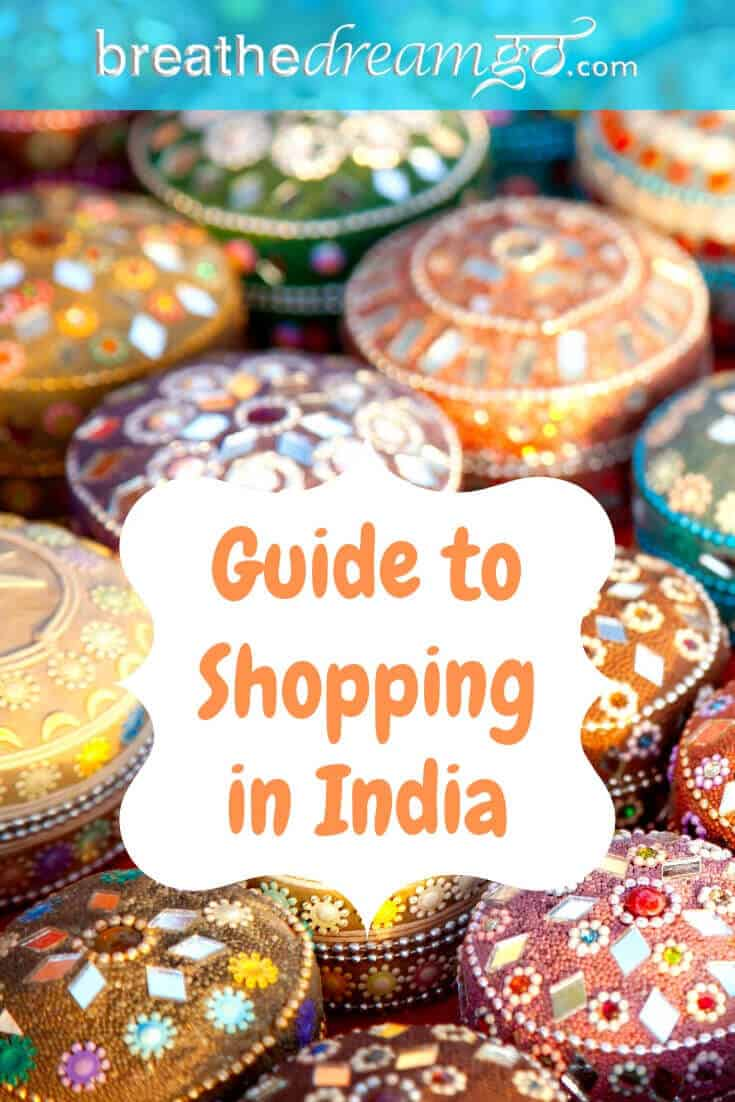 Guide to Shopping in India