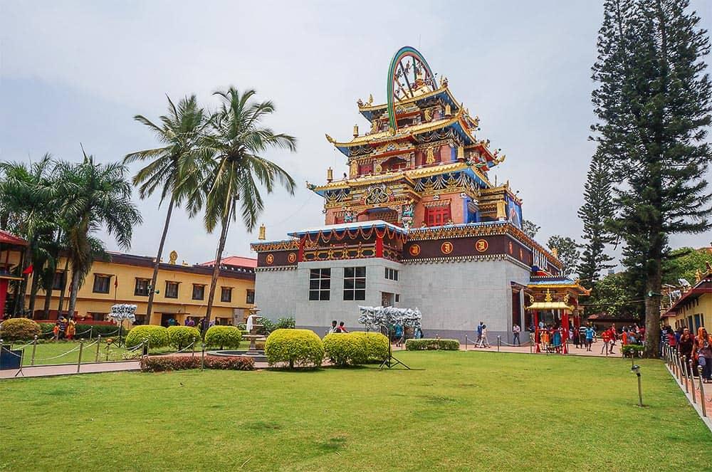 Bylakuppe, Karnataka, India