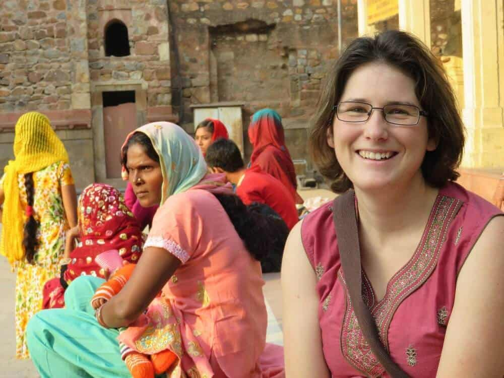 Ellis in India