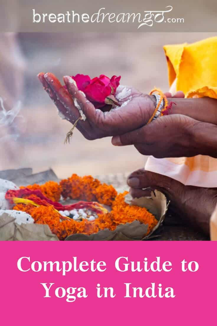 Guide to Yoga in India